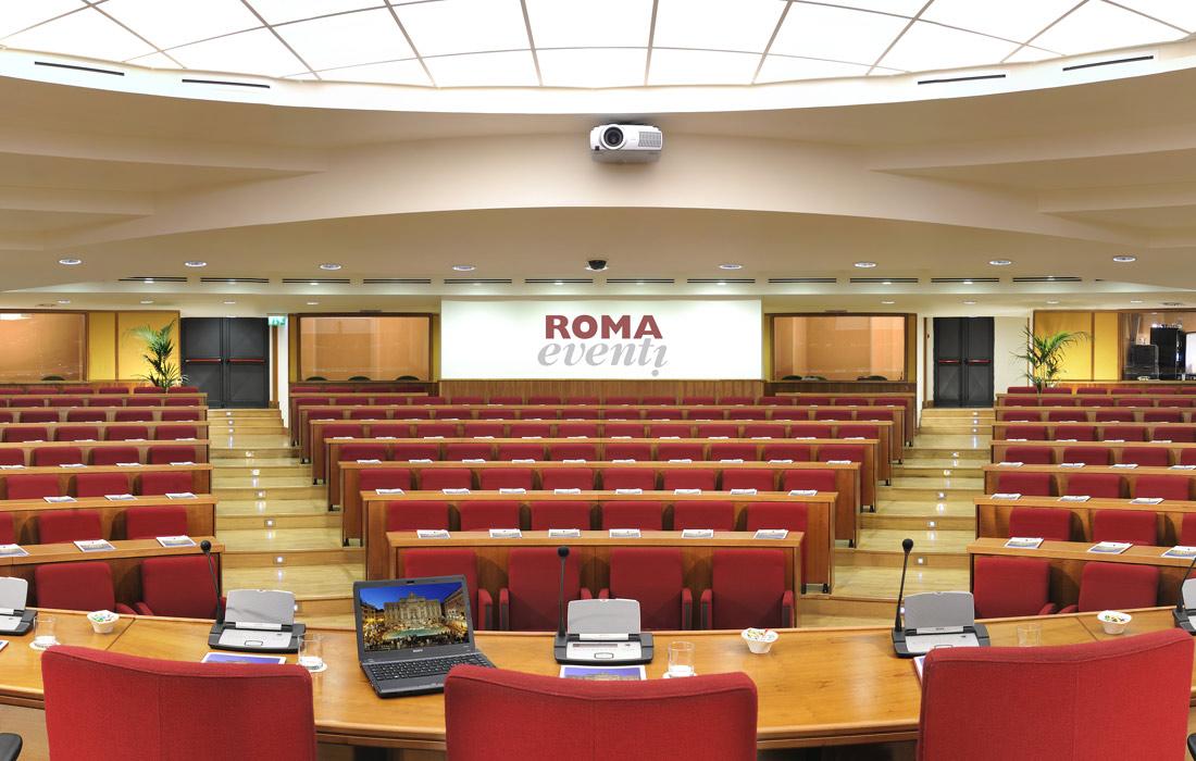 Sale Riunioni Roma Termini : Roma eventi sito ufficiale centro congressi roma eventi